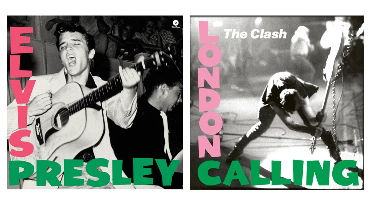 London calling, de The Clash: una tapa que capta el espíritu del disco