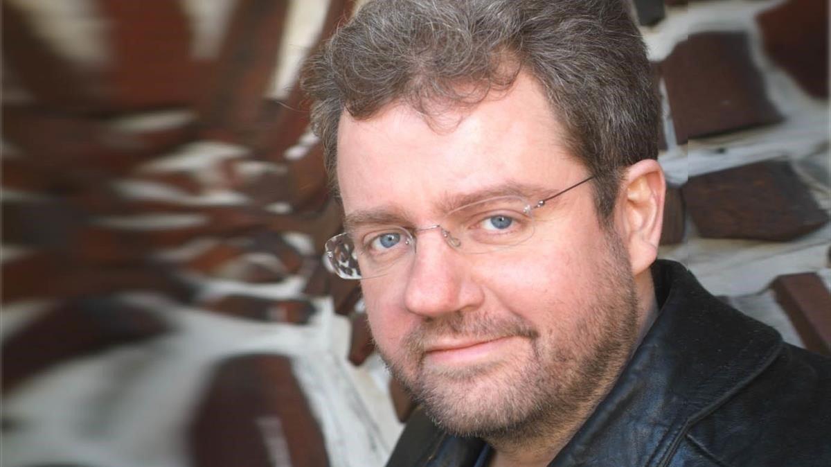 El escritor norteamericanoMatt Ruff.