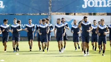 El Espanyol espera cerrar una gran semana ante el Depor