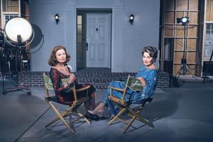 HBO recrea en una serie la rivalidad entre Joan Crawford y Bette Davis