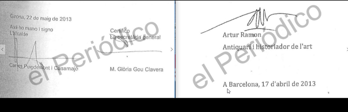 Els papers que assenyalen Puigdemont a Girona i altres notícies que has de saber avui, en un minut