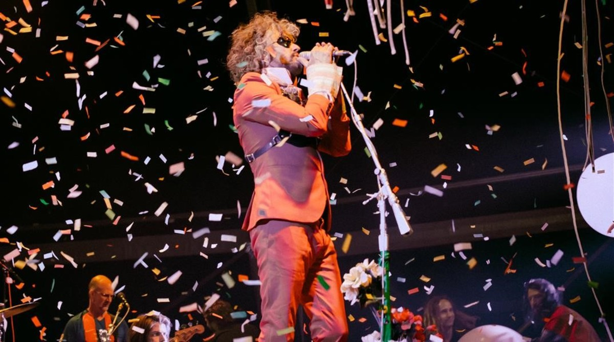 Flaming Lips, en el Vida Festival.
