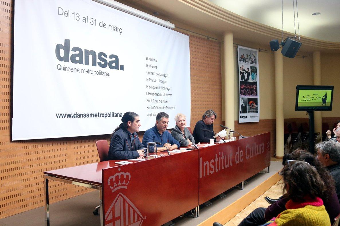 El festival de dansa Quinzena Metropolitana s'amplia a nou ciutats de l'àrea de Barcelona