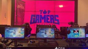 Una imagen de 'Top Gamers Academy'.