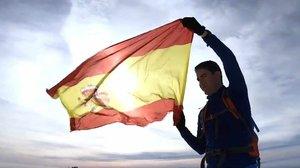"""""""Para llegar a la cima no hay atajos"""": García Egea tira de épica para defender al nuevo PP"""