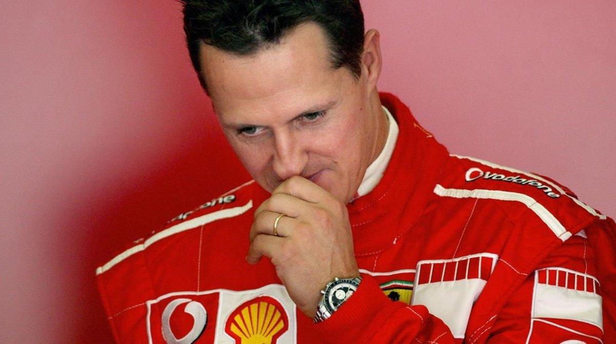 El heptacampeón alemán Michael Schumacher, en una imagen de octubre del 2006.