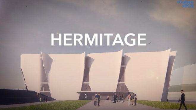 La plataforma Més Cultura per a Barcelona defensa l'Hermitage | VÍDEO