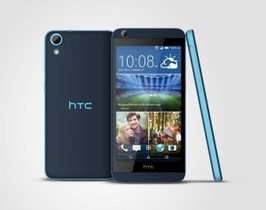 Modelo de móvil de HTC.