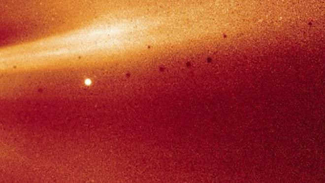 La NASA capta la imagen más cercana del Sol hasta la fecha