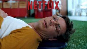 Imagen del tráiler de Special, la nueva serie de Netflix.