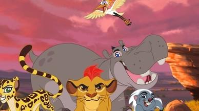 La nueva manada de 'El rey león' llega a Disney Channel