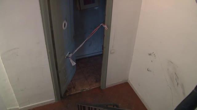Una mujer de 81 años fallece en el inmueble número 18 de la calle Santa Anna de Reus.