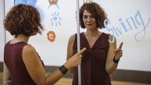 Cristina Sánchez «En el swing animo les noies a portar el rol de líder»