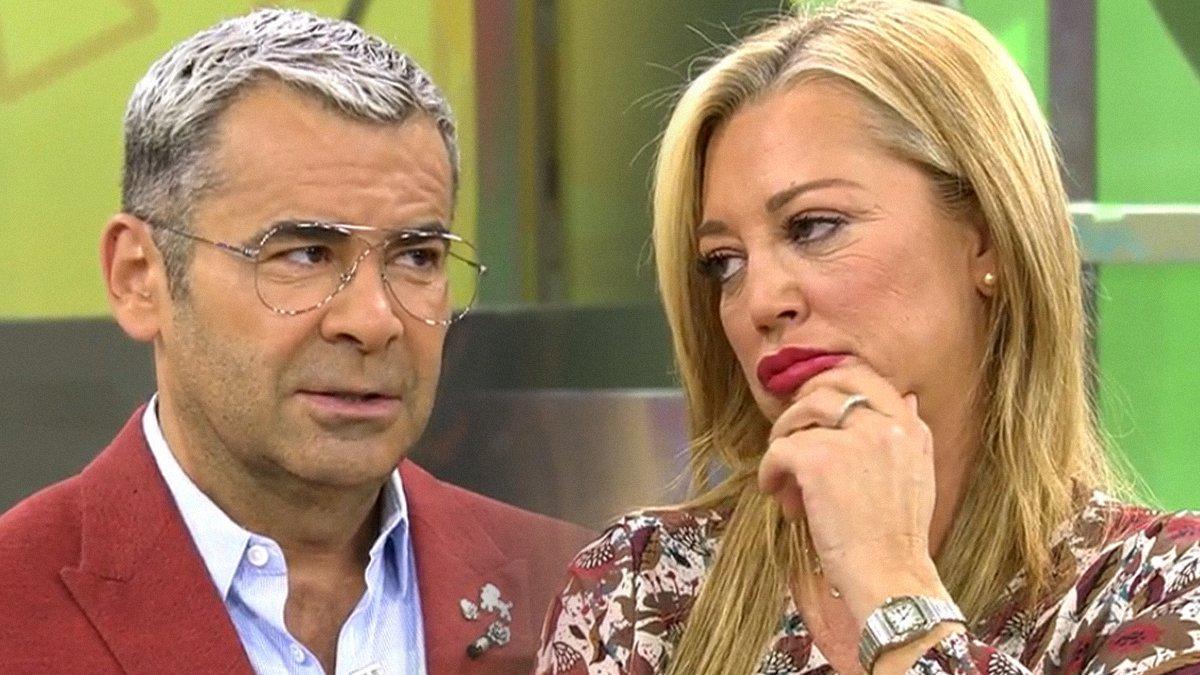 """Jorge Javier habla con Belén Esteban del 10N y atiza a Albert Rivera: """"No le vas a votar ni tú"""""""