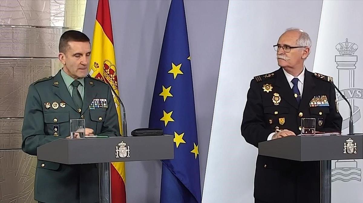 La Guardia Civil persigue bulos para minimizar criticas Gobierno