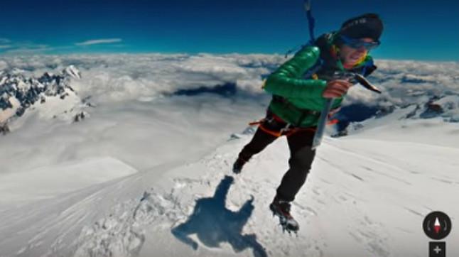 Kilian Jornet surt cap a l'Everest