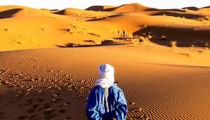 Las dunas y el calor de Marruecos, el destino preferido de los turistas