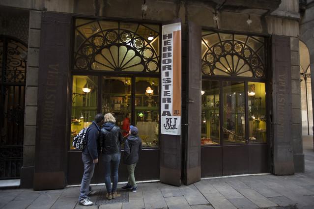 47f169d52beda Les 32 botigues emblemàtiques de Barcelona que seran