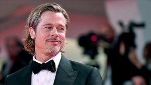 Brad Pitt, el pasado 29 de agosto en Venecia.