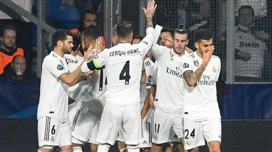 Goleada sin arrojo del Madrid en Pilsen (0-5)