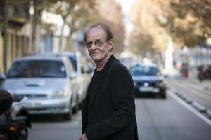 Luis Eduardo Aute, en Barcelona, el pasado diciembre.