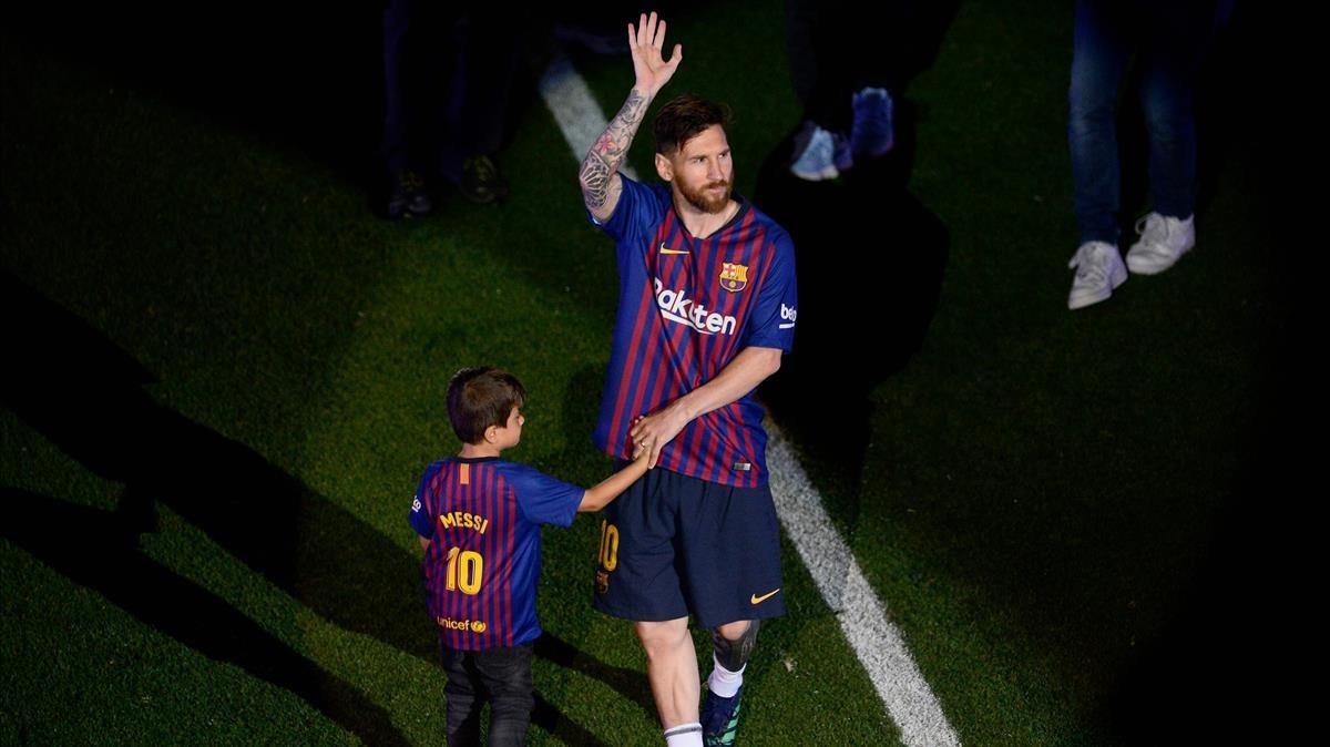 Las sumas y restas del Barça