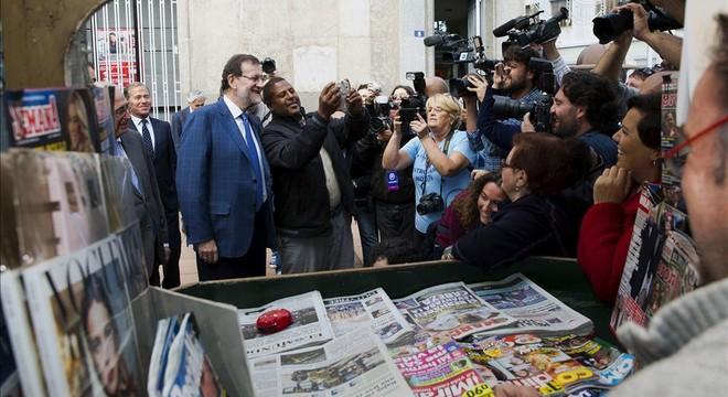 """Rajoy basa la reelección en su """"experiencia"""""""