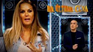 Marta López y Kiko Hernández, nuevos participantes en 'La última cena'.