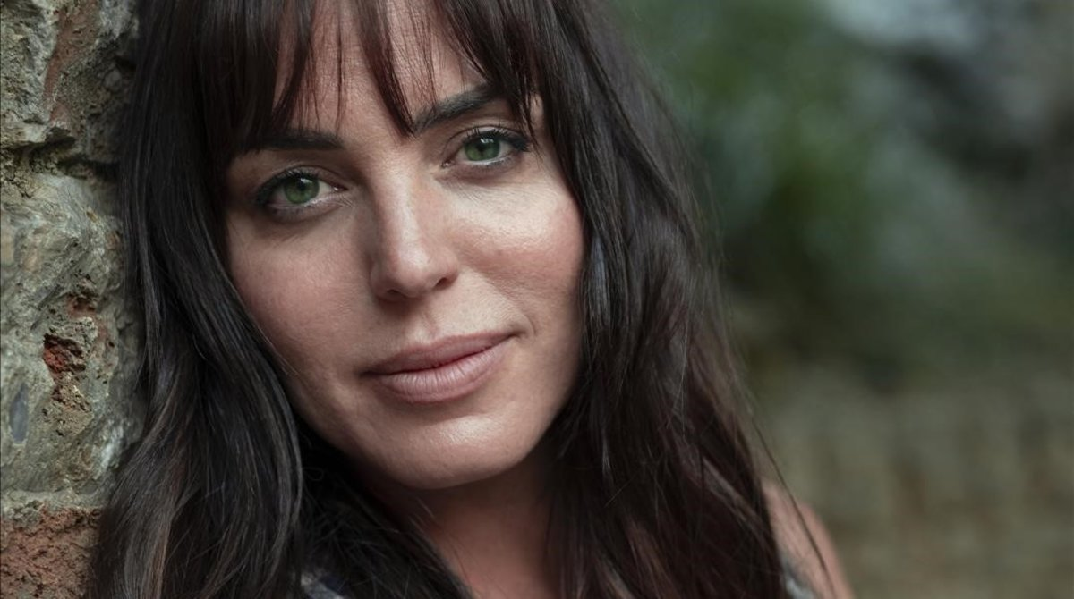 La actriz Marta Milans.