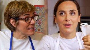 """Fuerte pelea entre Tamara Falcó y Anabel Alonso en 'Masterchef': """"No me gusta que me hablen mal"""""""