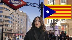El guiño de 'La casa de las flores' al independentismo catalán que no ha pasado desapercibido