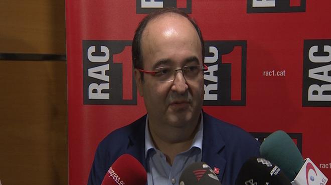 """Iceta: """"El PSC desobedecerá y asumirá las consecuencias"""""""