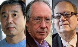 Murakami, McEwan i Gimferrer, entre els candidats al Príncep d'Astúries de les lletres.