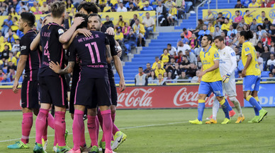 El Barça gana como un campeón