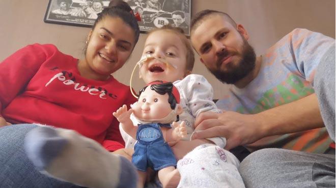 Un nen de Barcelona es recupera d'un trasplantament de sis òrgans en plena pandèmia