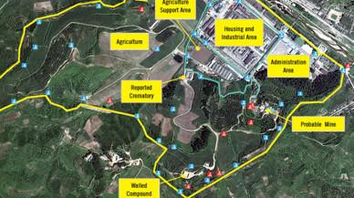 Fotos de satélite muestran que Corea del Norte amplía sus campos de concentración