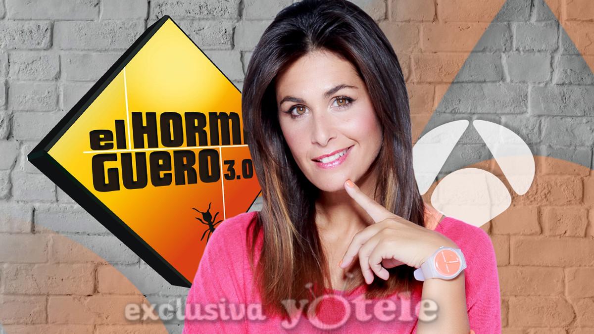 Nuria Roca ficha por El Hormiguero.
