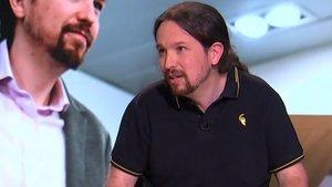 """Pablo Iglesias, a 'El intermedio': """"Si soc ric, ho soc en números vermells"""""""