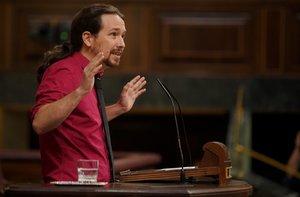 """Pablo Iglesias trenca el silenci: """"Continuarem treballant perquè Carmena sigui alcaldessa"""""""