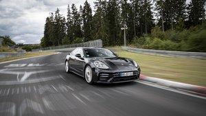 El Porsche Panamera aconsegueix el rècord en el seu segment a Nürburgring