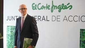 El consjero de El Corte InglésJesús Nuño de la Rosa.