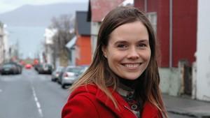La primera ministra islandesa Katrin Jakobsdottir.