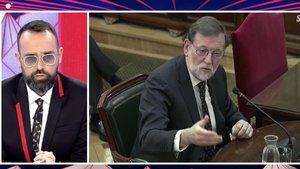 """Risto Mejide se posiciona contra el procés: """"Me alegro de que no les haya salido bien"""""""