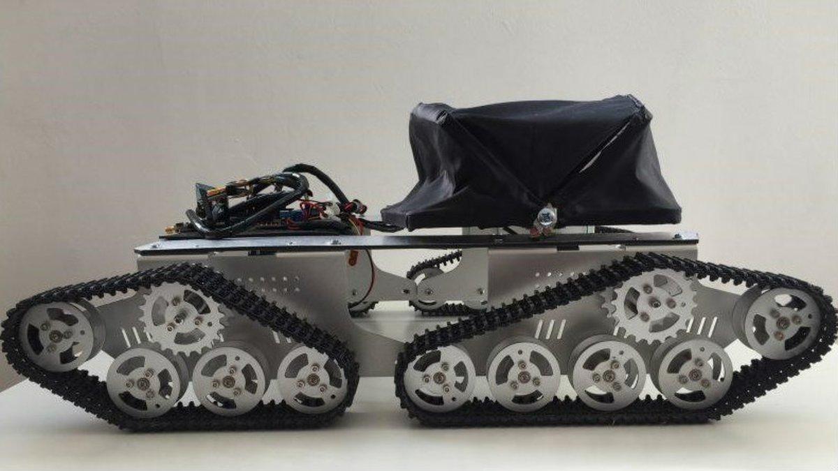 El robot C.O.R.E.