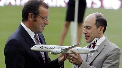 El Barça se blinda en el 'caso Qatar'