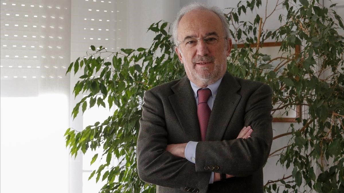 Santiago Muñoz Machado, director de la RAE.