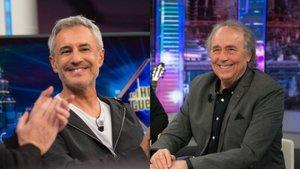 Sergio Dalma y Joan Manuel Serrat, invitados de 'El Hormiguero: Quédate en casa'.