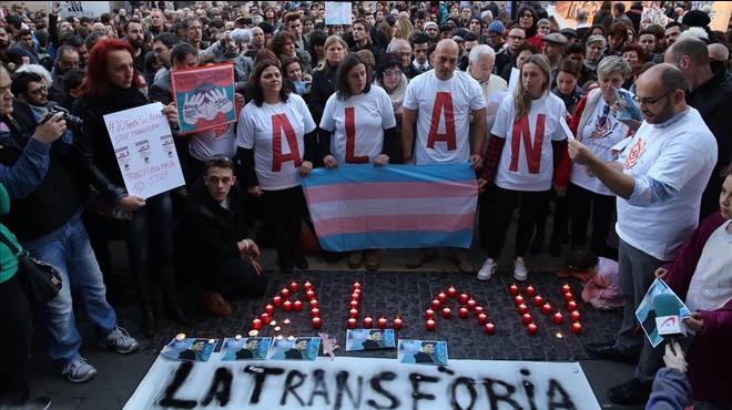Visibilidad transexual y estigma