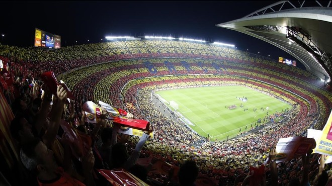 El Camp Nou del futuro