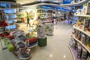 Una tienda de Imaginarium en Barcelona.